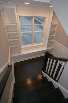 Oakley Home Builders - traditional - staircase - chicago - by Oakley Home Builders