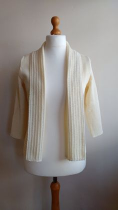Check out this item in my Etsy shop https://www.etsy.com/uk/listing/384773216/womens-white-cardigan-linen-knit-jacket