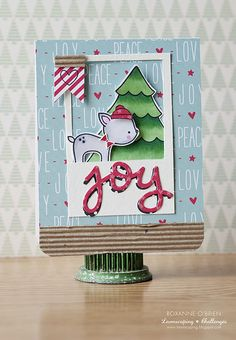 the Lawn Fawn blog: Have a Very Fawny Holiday Week 2014! {day 5}