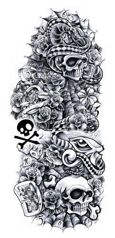 This is on great tattoo design!!
