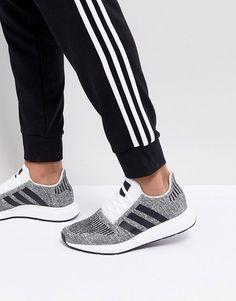 bd0888711 ADIDAS ORIGINALS SWIFT RUN PRIMEKNIT SNEAKERS IN BLACK CQ2889 - BLACK.   adidasoriginals  shoes