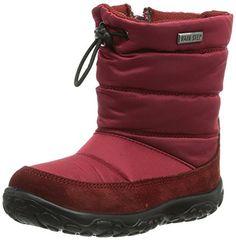 Naturino Poznurr - Calzado de primeros pasos, color Rosso 9103, talla 25 EU (0.5 Baby UK)