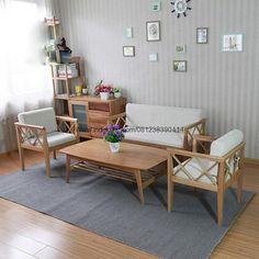 New Living Room Modern Simple Salons Ideas Wooden Living Room Furniture, Home Decor Furniture, Bedroom Furniture, Furniture Design, Vintage Furniture, Wooden Bedroom, New Living Room, Small Living Rooms, Living Room Decor