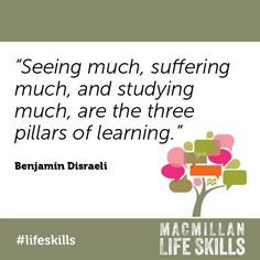 Learning comes in many forms...