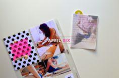 martu alterada: Project Life:: Abril Seis