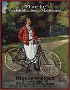 Miele - das leichtlaufende Markenrad