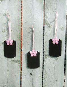 Wedding Chalkboard Tags / Shabby Chic by CarolesWeddingWhimsy, $19.99  Chalkboard Table Number Tags / Chalkboard  Favors  Favorite all of my other treasures  and follow all future listings on Etsy at http://etsy.com/shop/CarolesWeddingWhimsy    Like Me On Facebook at  http://www.facebook.com/CarolesWeddingWhimsy