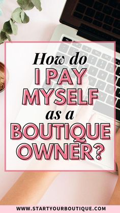 Small Business Accounting, Accounting Software, Business Tips, Starting An Online Boutique, A Boutique, Boutique Ideas, Budgeting 101, Conversation Starters, Business Management