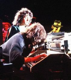 Jon Lord, Deep Purple, Hero, Album, Concert, Artwork, Poster, Black, Work Of Art