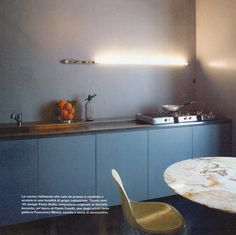 bacchetta magica   Viabizzuno progettiamo la luce  elle decor italia n.4  - aprile 2015