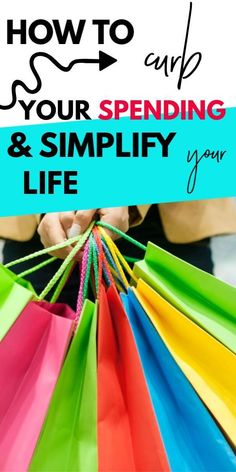 Life feels most complicated when our finances are out of control. Learn to slow down your spending and simplify your life. It's easier then you think! Declutter Your Mind, Organize Your Life, Best Money Saving Tips, Saving Money, Finding Motivation, How To Get Motivated, How To Stop Procrastinating, Saving Ideas, Simple Living