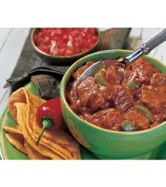 Recipe: Stay cozy this fall with our Flank Steak Fajita Chili.