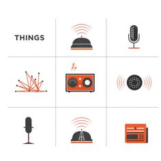 Icons designed by Kelli Anderson