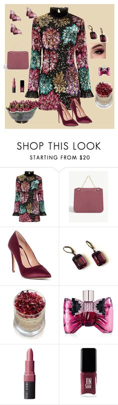 """""""Untitled #1030"""" by skatiemae ❤ liked on Polyvore featuring Millie Mackintosh, Roksanda, Call it SPRING, Lola's Apothecary, Viktor & Rolf, Bobbi Brown Cosmetics, JINsoon and Reed & Barton"""