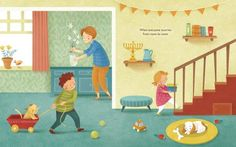 Alessandra Psacharopulo - professional children's illustrator, view portfolio