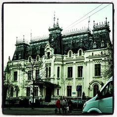 Romania: Melanie's guess (also Grandma Boman's guess)