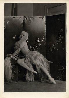 Charles Gates Sheldon, 1920's  New Ballerinas