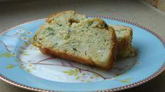 Zucchini-Ziegenkäse-Cake