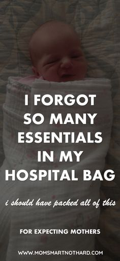 This article provides a hospital bag checklist for mom to be. Prepare for baby by preparing an awesome hospital bag. Prepare your home for baby as well so you are ready for a newborn.