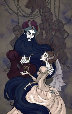 Fairy Tales  Bluebeard