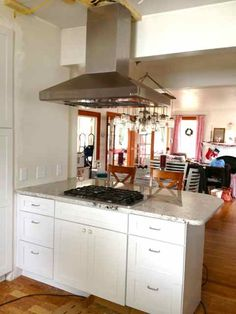 Kitchen Island Hood Vents all about vent hoods | vent hood, kitchens and kitchen colors