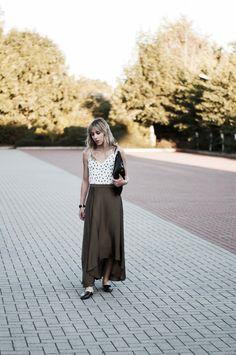 #asos #skirt #khaki #style #streetstyle #simple #minimal