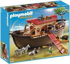 Afbeelding van Playmobil Wild Life 5276 Ark van Noach met savannedieren from DreamLand