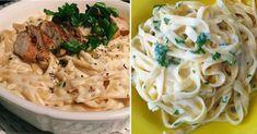 Omáčky na cestoviny - Receptik.sk Linguine, Spaghetti, Pasta, Ethnic Recipes, Cooking, Noodle, Pasta Recipes, Pasta Dishes
