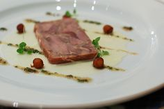 terrine of Chalon duck leg confit with foie gras by sunday driver, via Flickr