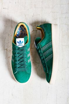adidas Originals Suede Campus 80s Sneaker - Urban Outfitters