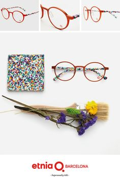 Beautiful colors from nature by Etnia Barcelona  http://www.EyeElegance.com/Styles/Womens/