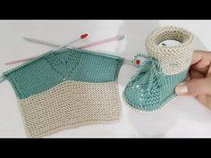 Crochet Shoes, Knit Crochet, Crochet Stitches, Crochet Patterns, Easy Knitting, Baby Booties, Eminem, Crochet Bikini, Youtube