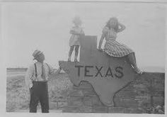 TEXAS! My sister and I had our picture taken o. Tis sign when we were little girls.