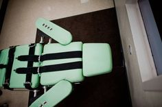 Lethal injection chair