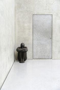 autista | Flickr: Intercambio de fotos Antony Gormley-sculpture artist