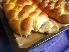 Pychaa: Maślana chałka drożdżowa Rolls, Yummy Food, Cake, Recipes, Food And Drinks, Easter Activities, Delicious Food, Buns, Kuchen