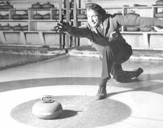 Great pic of the St. Paul Curling Club in 1946.