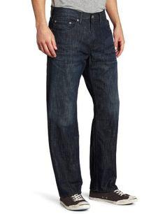 Levi's Men's 559 Relaxed Straight Denim Blue Jeans: http://www.amazon.com/Levis-559-Relaxed-Straight-Denim/dp/B0018OT2PG/?tag=wwwhaydarsana-20