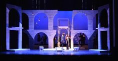 Romeo and Juliet. We - Romeo and Juliet. West Virginia Public Theatre. Scenic…