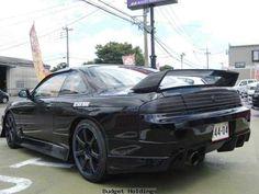 1996 Nissan Silvia K'S S14