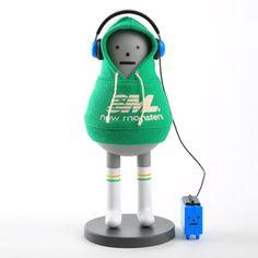 Kibon   Walkmon Green, $50, now featured on Fab.