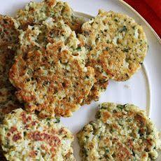 Cauliflower Fritters Recipe