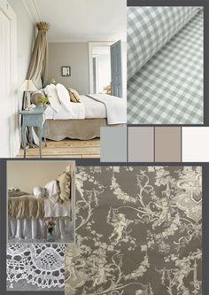 Colour palette neutral