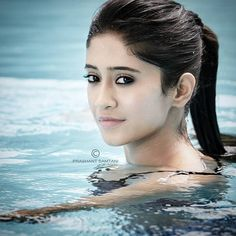 """Natural Beauty : Actress Shivangi Joshi !!!"""