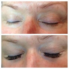 Jordan Felise, trainer in Omahas work. Her speciality is turning nothing into these amazingly full and soft, fluffy lashes.  Volume Lashing is an advanced technique that she teaches.