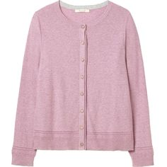 Buy Smooth Pink White Stuff Harbour Button Through Cardigan from our Women's Knitwear range at John Lewis & Partners. Free Delivery on orders over Dark Denim, Wardrobe Staples, Merino Wool, Wool Blend, Classic Style, Fashion Brands, Knitwear, Women Wear, Buttons