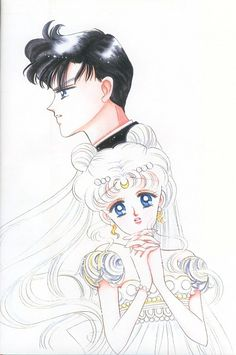 Princess Serenity and Prince Endymion~All For Love