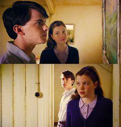 """""""It's very Narnian looking, isn't it?"""""""