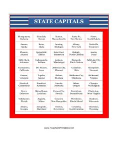 Images of State Capitals Alphabetically - #rock-cafe on