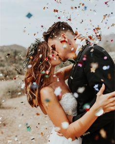 confetti kisses//  @